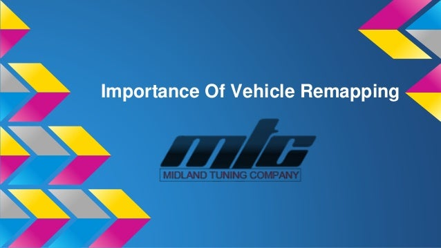 Importance Of Vehicle Remapping
