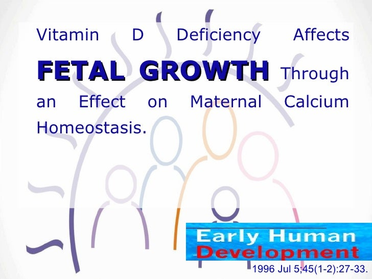 Vitamin D Deficiency During Pregnancy >> Importance Of Vitamin D In Pregnancy And Lactation