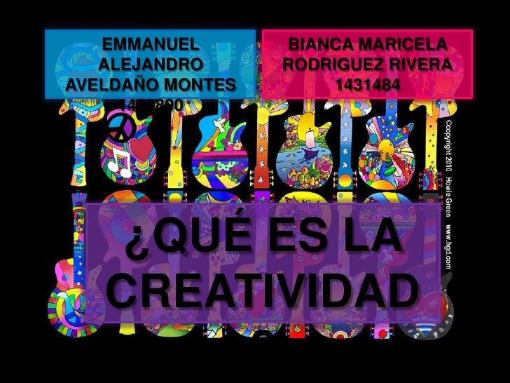 como potenciar la creatividad   The Hobby Maker