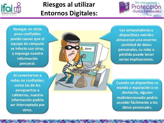 importancia de la protecci u00f3n de datos personales y