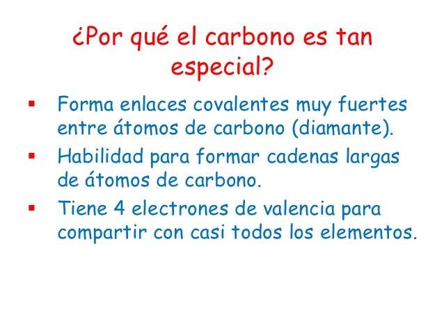 Resultado de imagen de Los enlaces de Carbono para formar la vida