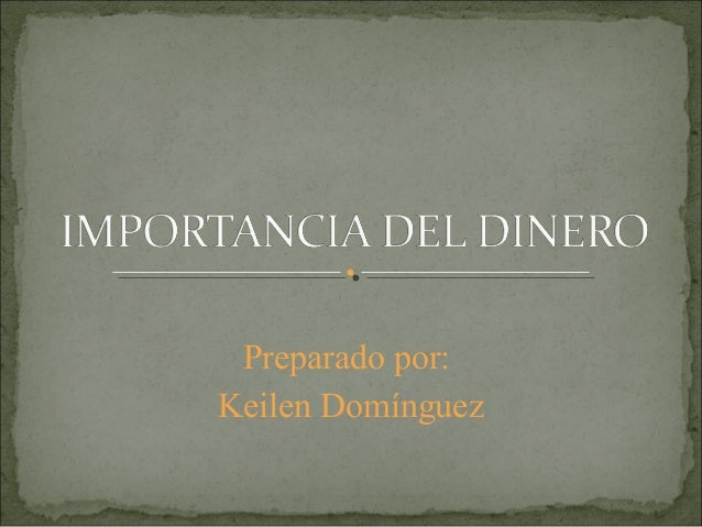 Preparado por: Keilen Domínguez