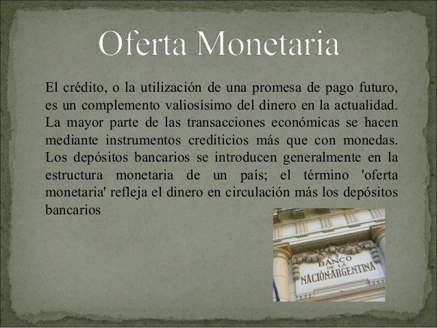 Importancia del dinero Slide 3
