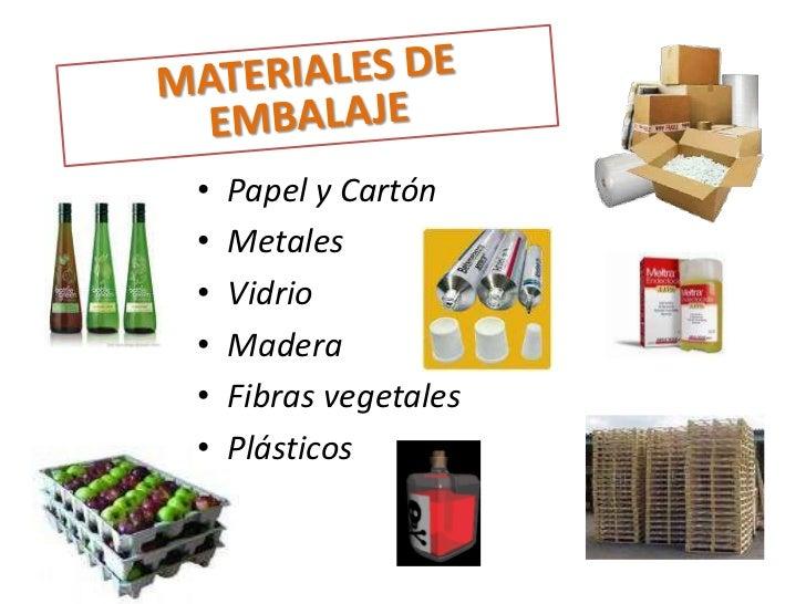 envase y embalaje - photo #2