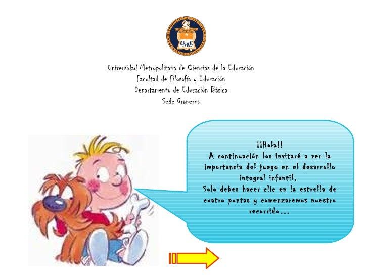 Universidad Metropolitana de Ciencias de la Educación            Facultad de Filosofía y Educación           Departamento ...