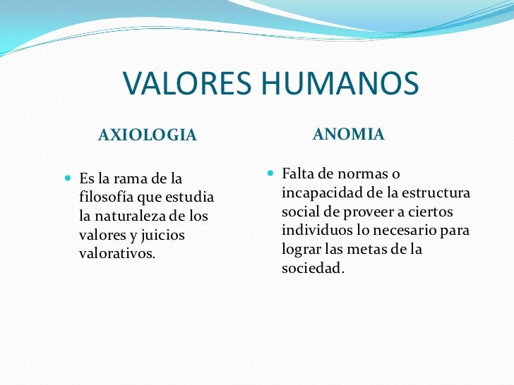 Importancia de los valores for Importancia de la oficina wikipedia