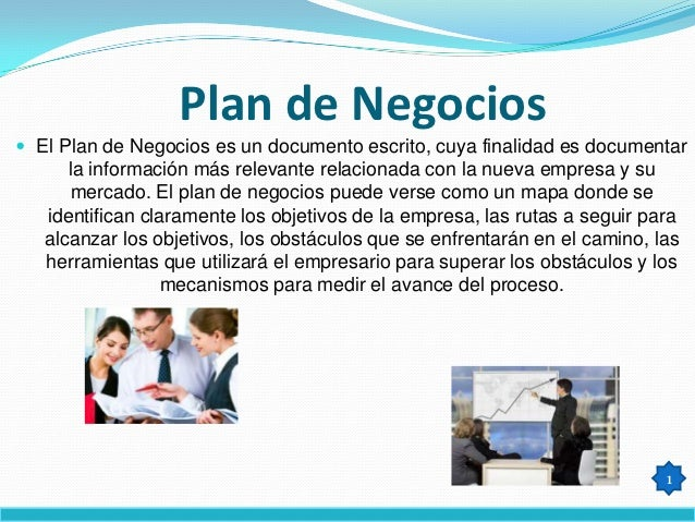importancia del plan de negocios en pymes
