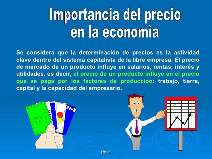 Importancia Del Precio Slide 3