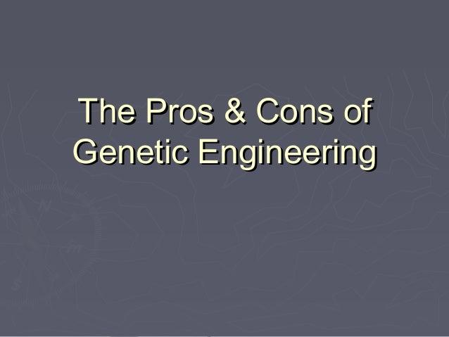 Genetic Engineering Foods May Make Them Taste Better