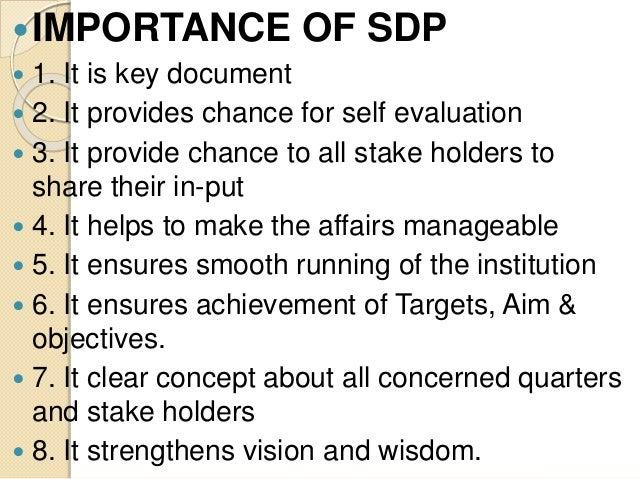 SCHOOL DEVELOPMENT PLANNING Slide 3