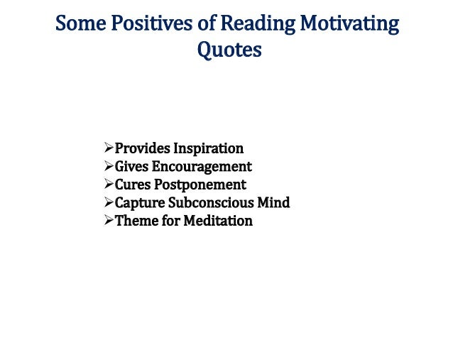 Some Important Quotes Entrancing Important Benefits To Read The Motivational Quotes  Wahquotes