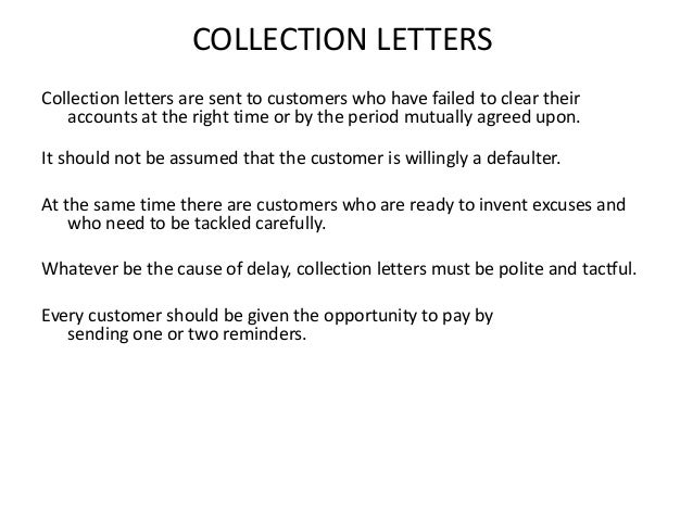 Collection letter to customer timiznceptzmusic collection letter to customer altavistaventures Choice Image