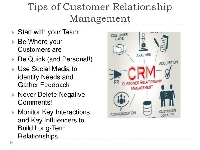 the importance of customer relationship management system in a firm A customer relationship management (crm) system is a tool for collecting and  managing the  benefits of a crm can include your ability to.