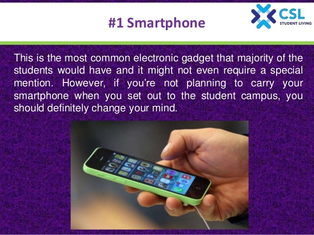 article on useful aspects of gadgets and their service to mankind