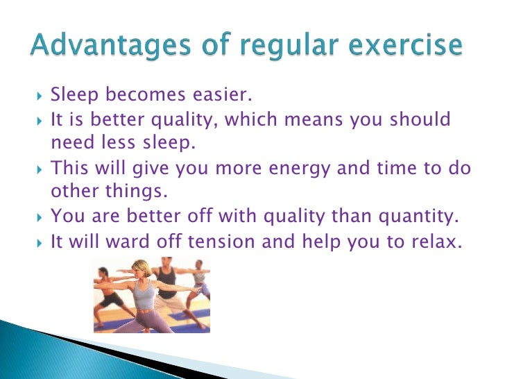 Why Exercise is Important