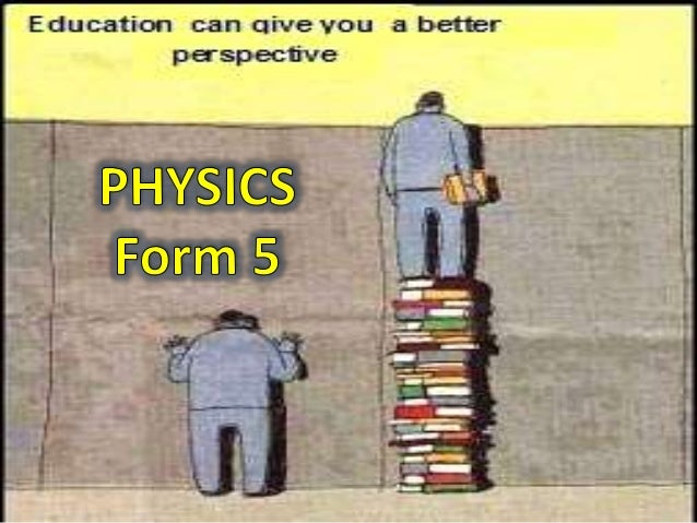 Important formula for physics form 5