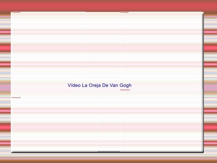 Vídeo La Oreja De Van Gogh