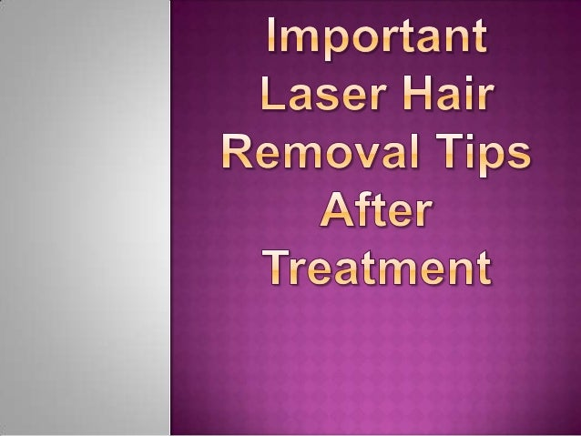 Read more 8 Essential Laser Hair Removal Tips After Treatment www.affordable-laser-hair-removal.com/laser-hair-removal- ti...
