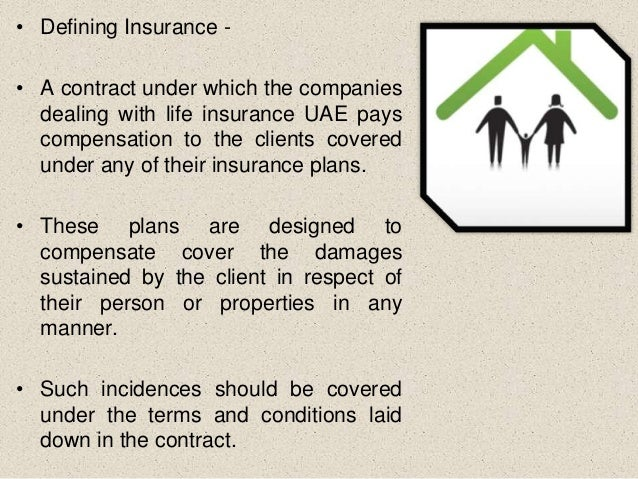 Important Legal Provisions Relating to Life Insurance UAE