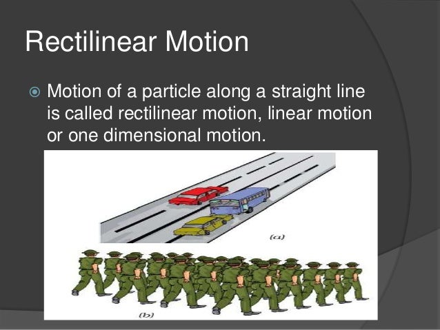 uniform rectilinear motion essay To appear in physics essays 31, 2 (2018) circular and rectilinear sagnac effects are dynamically equivalent and exists in rectilinear uniform motion.