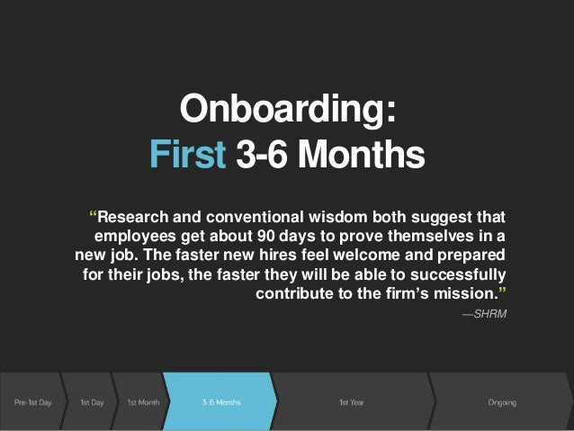 importance of communication in employee onboarding The best way to do that a comprehensive onboarding program onboarding: as well as opening up the lines of communication and keeping employees engaged in the long-term an onboarding program can go a long way towards growing your business and company culture.