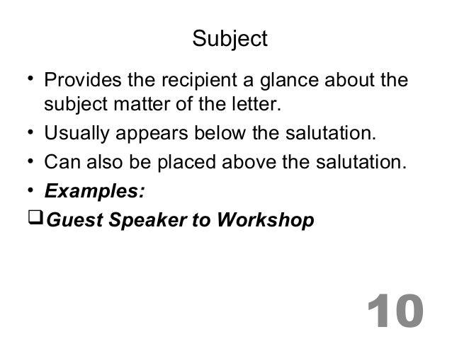 sle business letter salutation 5 exles in word pdf