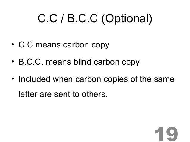 Letter format carbon copy dolapgnetband letter format carbon copy spiritdancerdesigns Image collections