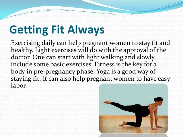 4 Important Points of the Diet of a Pregnant Woman