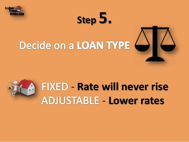 Important Steps To Getting A Home Loan