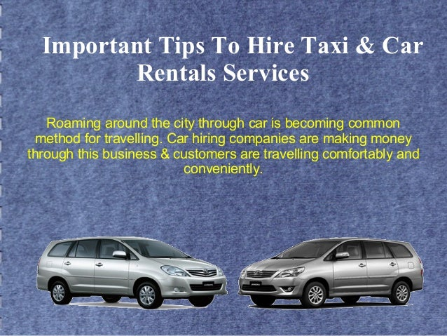 Car Hire In Chandigarh
