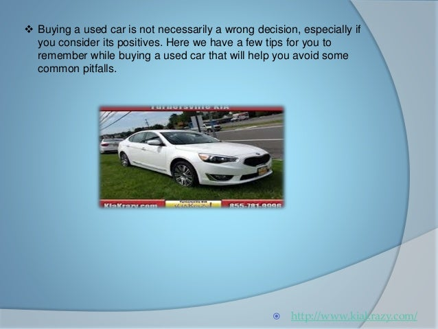 Important tips to keep in mind while buying a used car Slide 2