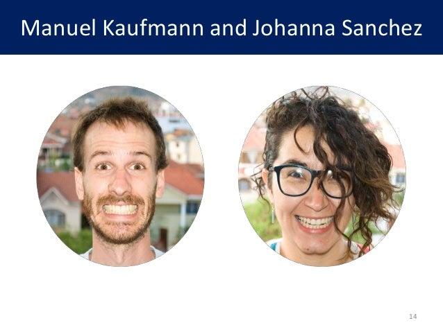 Manuel Kaufmann and Johanna Sanchez 14