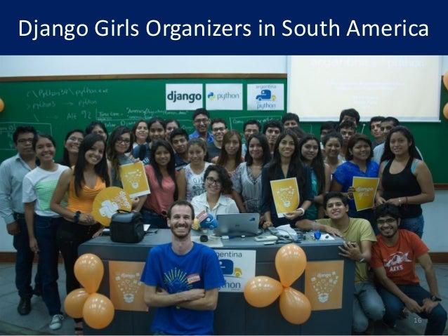 Django Girls Organizers in South America 16
