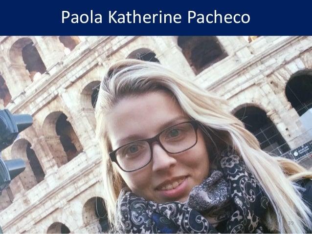 Paola Katherine Pacheco 39