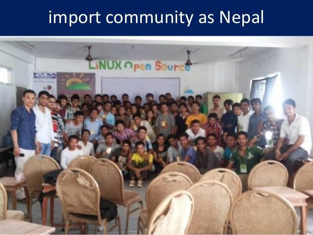 import community as Nepal 54