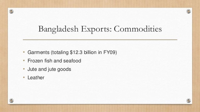 Import and Export Process of Bangladesh