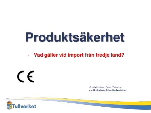 vad är import