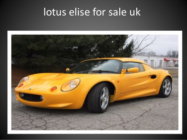 Affordable Used Sports Cars Import Lotus