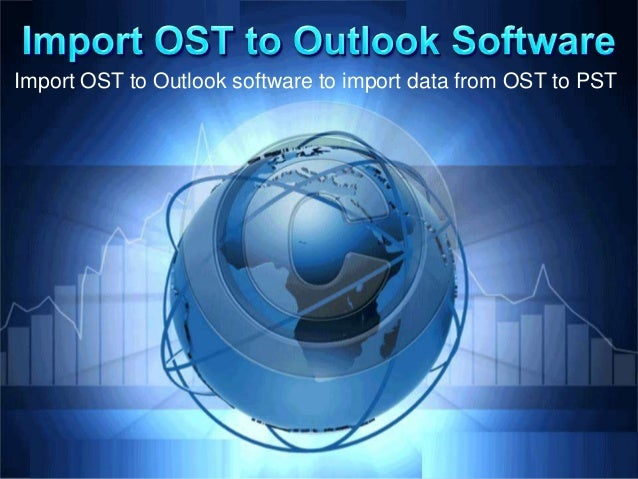 Connect ost file to outlook 2013