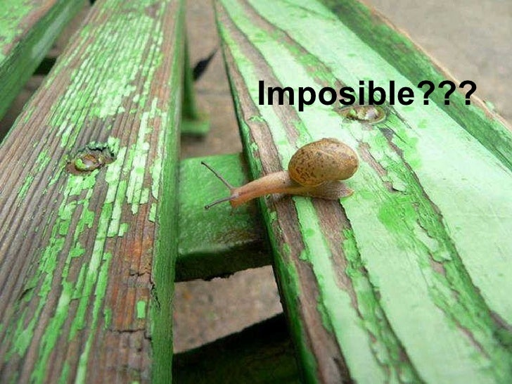 Imposible???