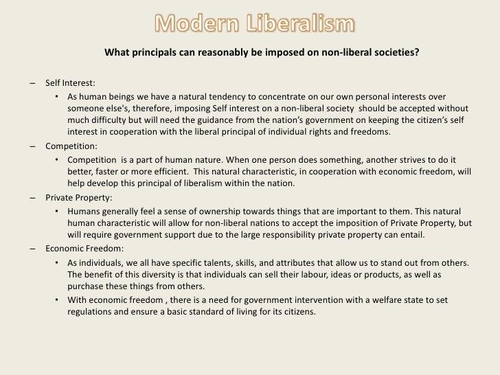 Imposing liberalism breanna brenna danea official