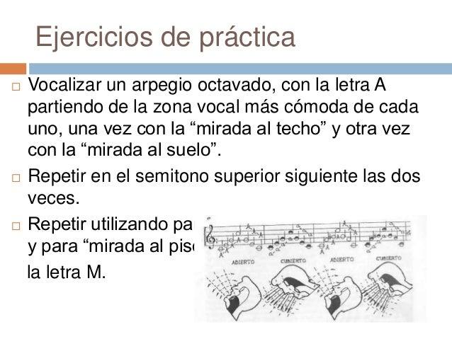 d228b6a05 Impostación de la voz