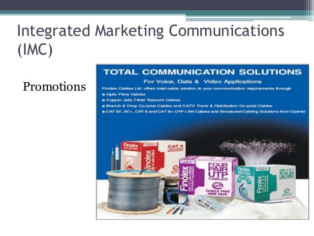 • Finolex makes continuous investments in advertising and marketing promotions • Marketing activities include TV commercia...