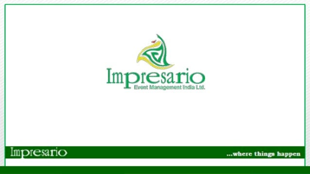 Impresario inthree parts…About Us:the company,what we do, ourteam, our reachCase Studies:work that madeus proudTestimonial...