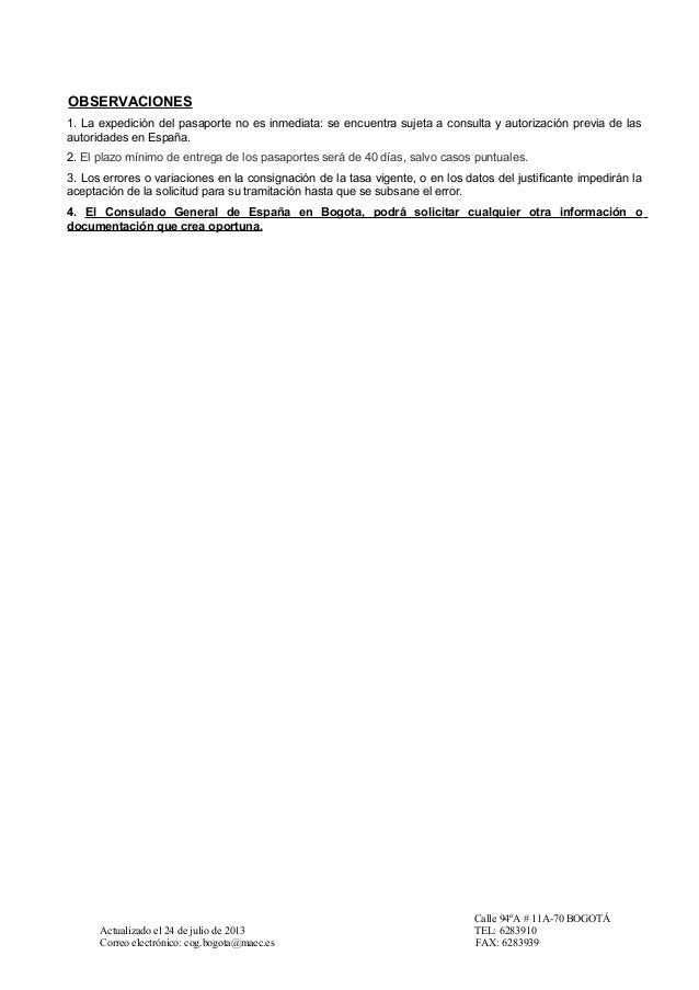 Requisitos Para La Solicitud O Renovaci N Del Pasaporte