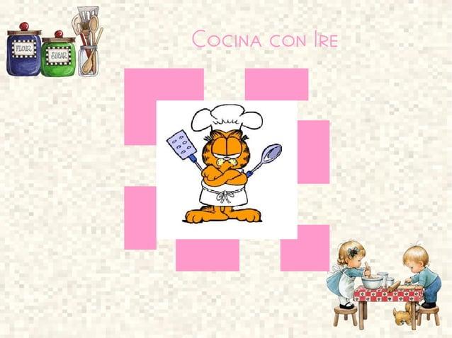 Cocina con Ire