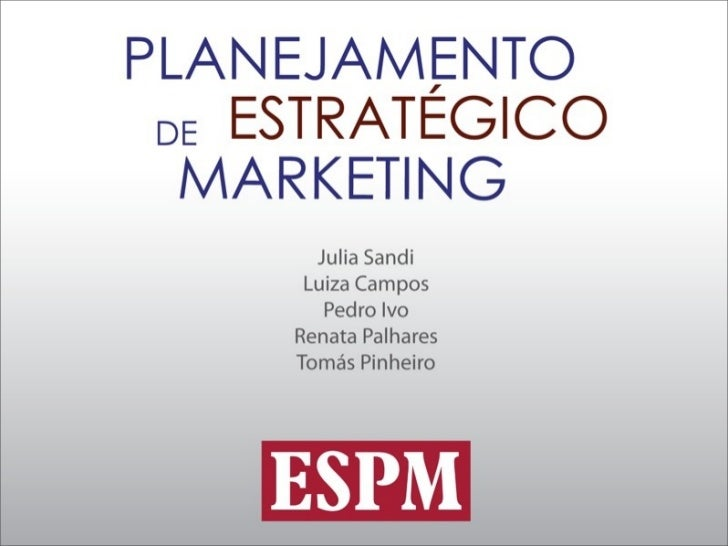 Plano de Marketing Búzios Convention and Visitors Bureau
