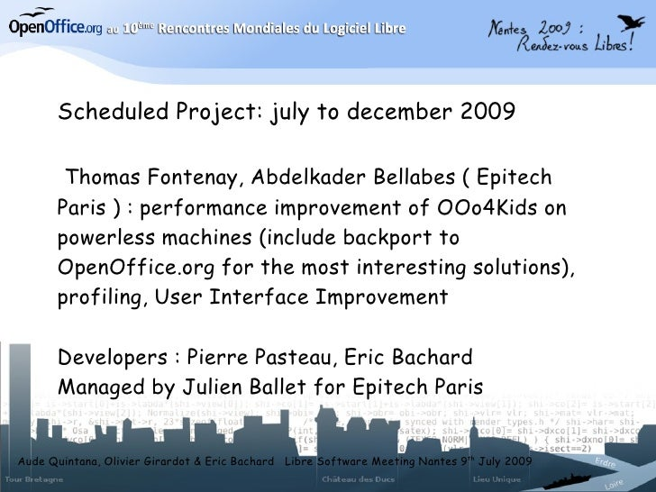 openoffice project Welcome to the official website of the libreoffice project: the office suite the community has been dreaming for years download the latest version now.