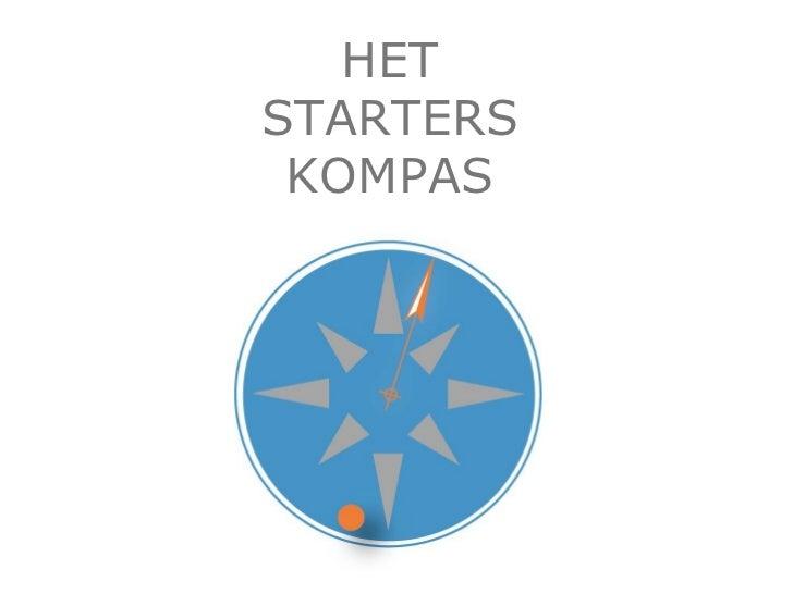 HET STARTERS KOMPAS