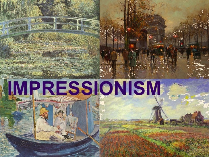 Image result for impressionism